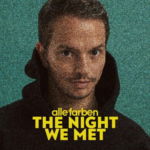The Night We Met von Alle Farben