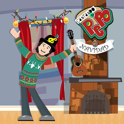Cantando Con Pepo en Navidad de Pepo Lamberti