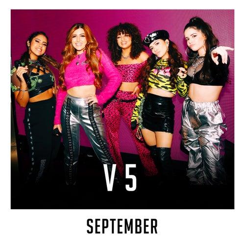 September (X Factor Recording) de V5