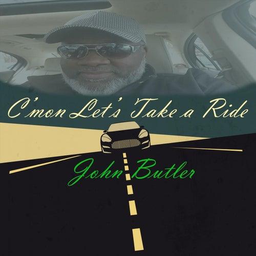 C'mon Let's Take a Ride de John Butler Trio
