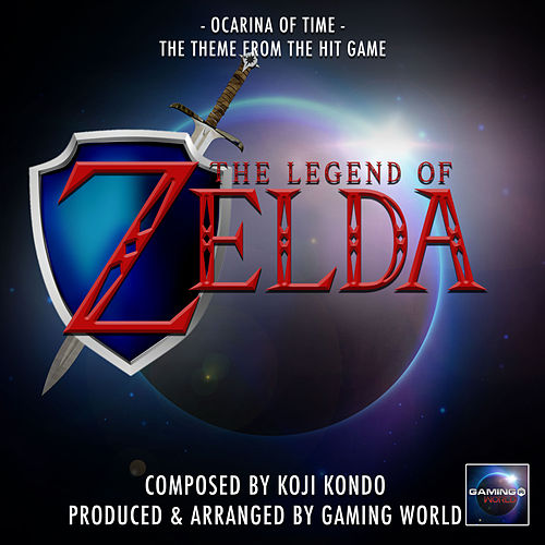 Ocarina Of Time Theme (From 'The Legend Of Zelda') von Gaming World