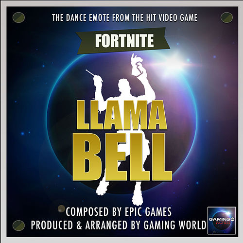 Llama Bell Dance Emote (From
