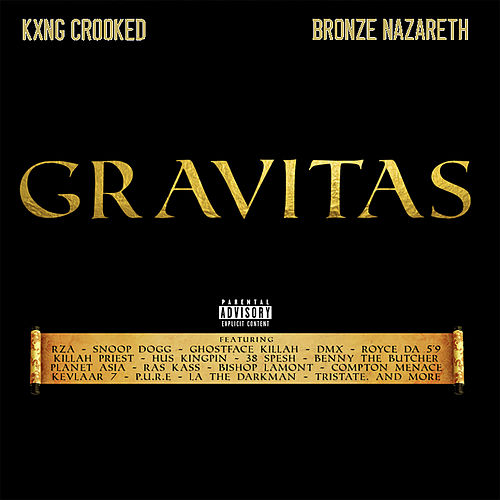 Soul Drenched de Bronze Nazareth KXNG Crooked