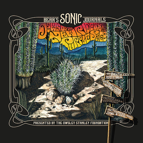 Bear's Sonic Journals: Dawn of the New Riders of the Purple Sage by New Riders Of The Purple Sage