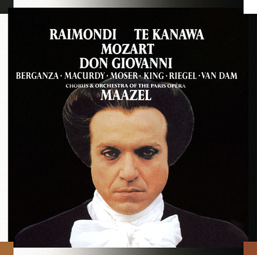 Mozart:  Don Giovanni, K. 527 de Lorin Maazel