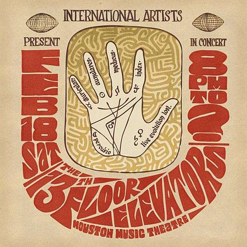 Live Evolution Lost (Live, 2014 Sonic Boom Remaster) de 13th Floor Elevators