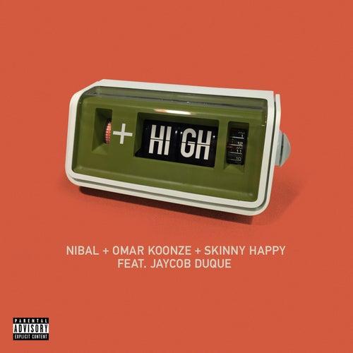 + High (feat. Jaycob Duque) de Nibal