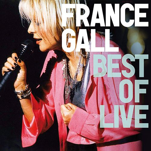 Best of Live by France Gall