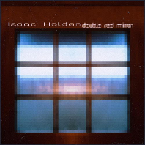 Double Red Mirror fra Isaac Holden