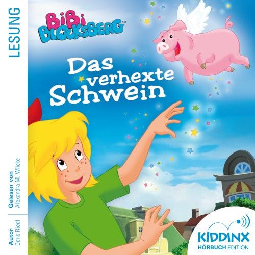 Hörbuch: Das verhexte Schwein (Ungekürzt) von Bibi Blocksberg