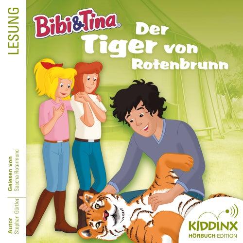 Hörbuch: Der Tiger von Rotenbrunn (Ungekürzt) von Bibi & Tina