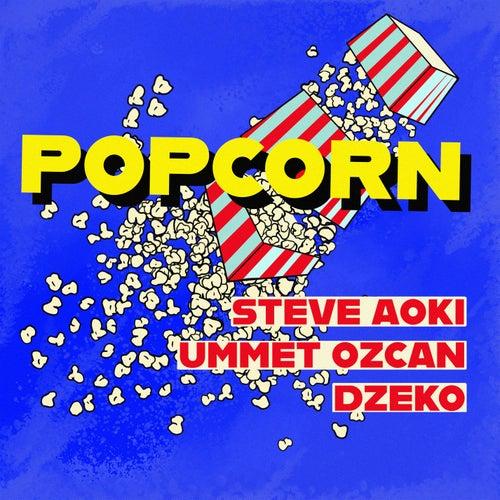 Popcorn by Steve Aoki