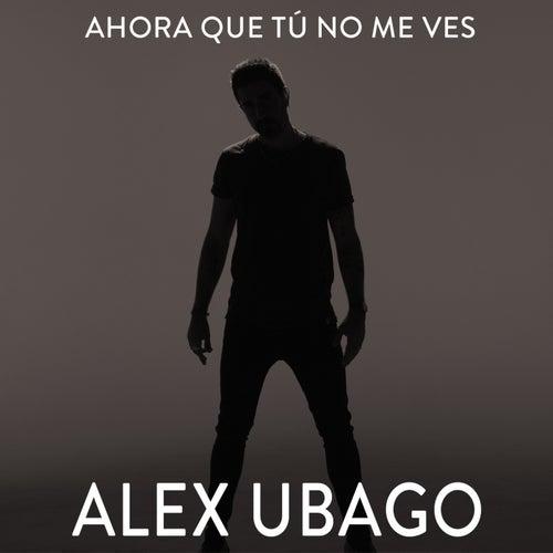 Ahora que tú no me ves by Alex Ubago