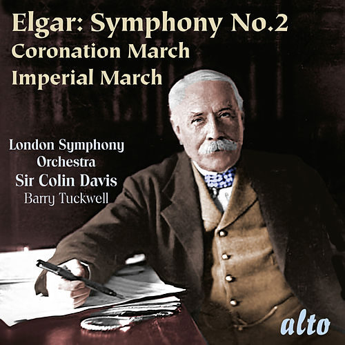 Elgar: Symphony No. 2 & Marches – Davis, Tuckwell, LSO by Sir Colin Davis