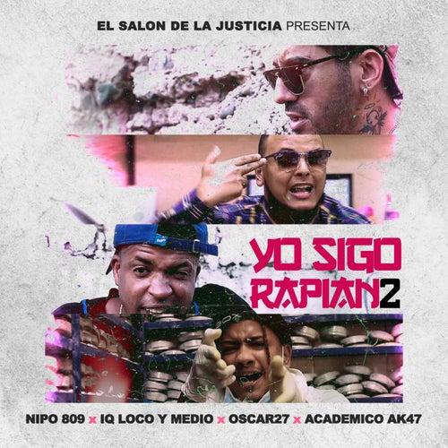 Yo Sigo Rapian2 de NIPO 809