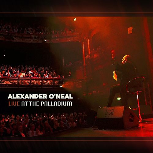 Live at the Palladium von Alexander O'Neal
