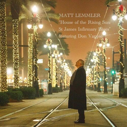 House of the Rising Sun / St James Infirmary Blues (feat. Don Vappie) de Matt Lemmler
