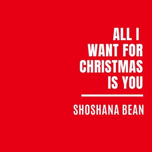 All I Want For Christmas Is You de Shoshana Bean