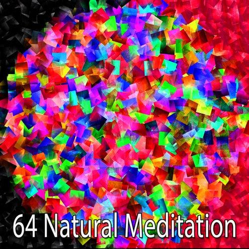 64 Natural Meditation von Yoga Music