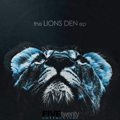 the Lions Den EP de FiveTwenty Collective