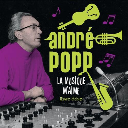 André Popp - La musique m'aime van André Popp