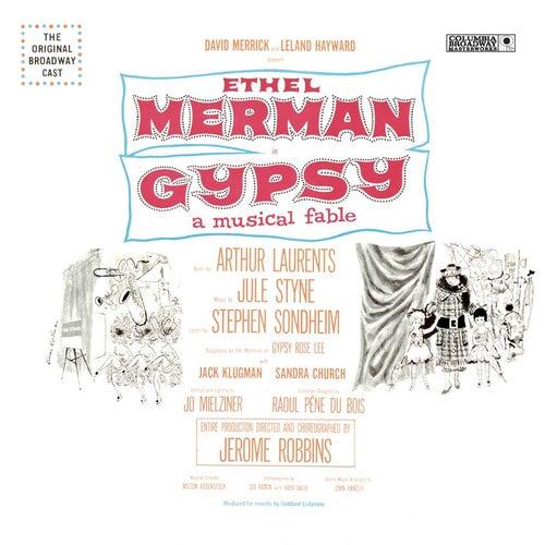 Gypsy - Original Broadway Cast by Original Broadway Cast