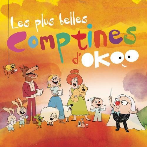 Les plus belles comptines d'Okoo by Les plus belles comptines d'Okoo