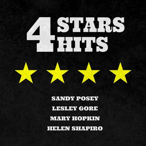 4 Stars Hits de Sandy Posey, Lesley Gore, Mary Hopkin, Helen Shapiro