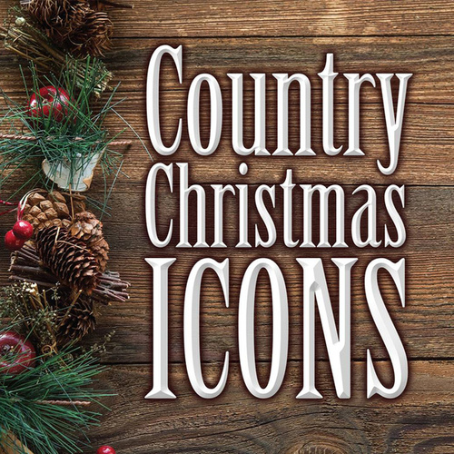 Country Christmas ICONS by Various Artists