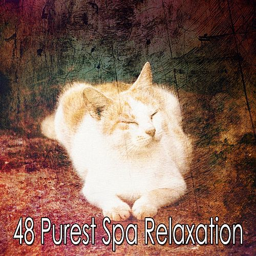 48 Purest Spa Relaxation von Rockabye Lullaby