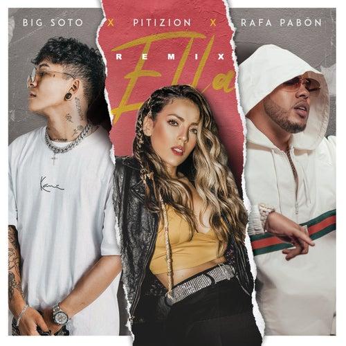 Ella (Remix) by Pitizion