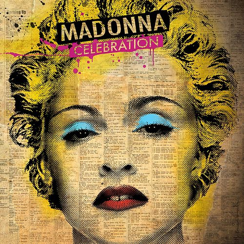 Celebration (2 CD Audio + 2 Bonus Tracks) by Madonna