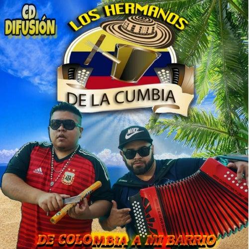Negro y borracho von Los hermanos de la cumbia