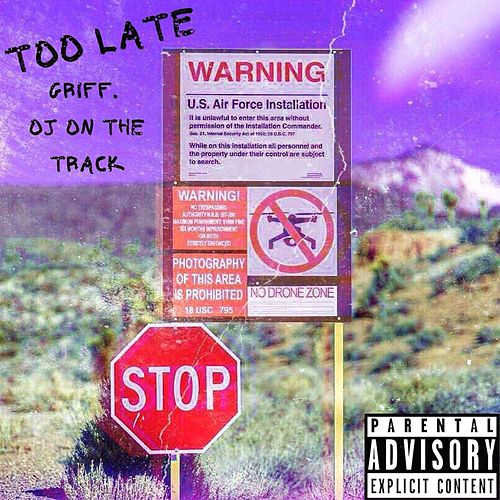 Too Late by Griff