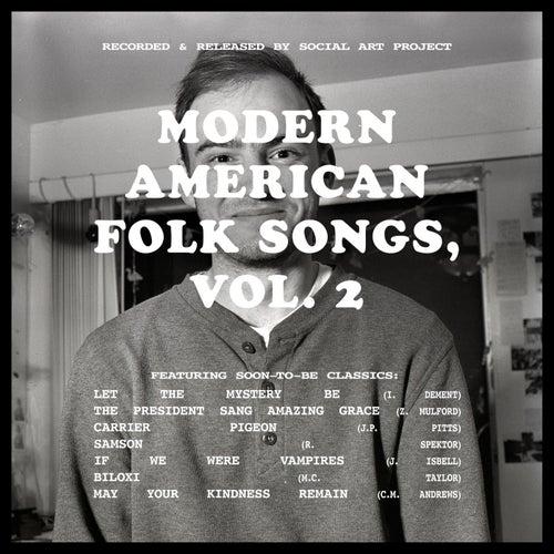 Modern American Folk Songs, Vol. 2 de Social Art Project