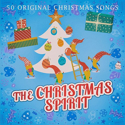 The Christmas Spirit de Various Artists