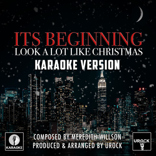 It's Beginning To Look A Lot Like Christmas (Karaoke Version) by Urock