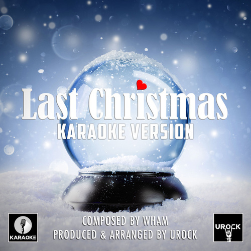 Last Christmas (Karaoke Version) von Urock