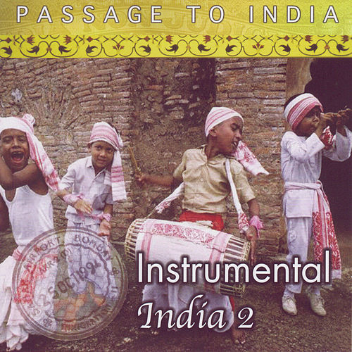 Passage to India- Instrumental - series II de Various Artists