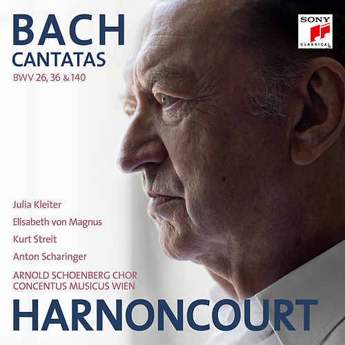 J. S. Bach: Cantatas BWV 26, 36 & 140 by Nikolaus Harnoncourt