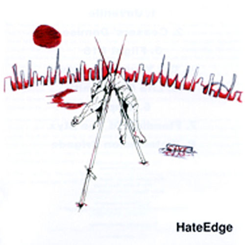 Hate Edge by The Impalers