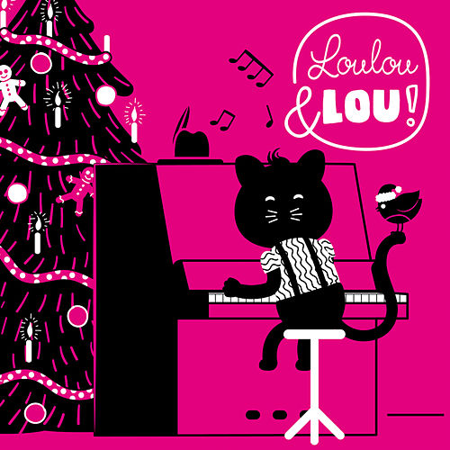 Christmas Time de Jazz Cat Louis Kids Music