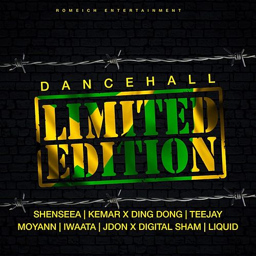 Dancehall Limited Edition van Various Artists