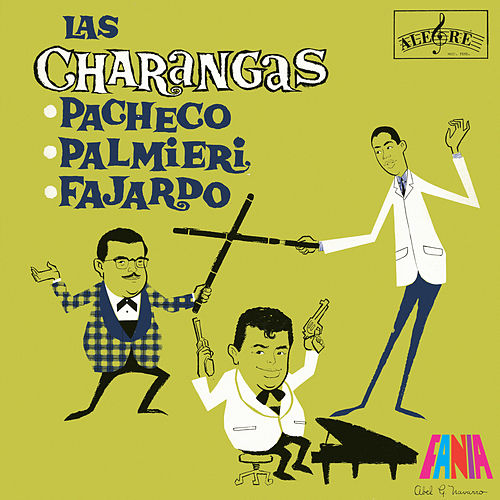 Las Charangas by Johnny Pacheco