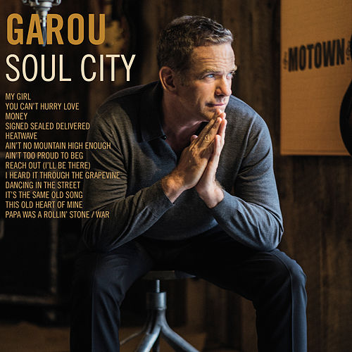 Soul City de Garou