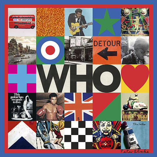 WHO (Deluxe) von The Who