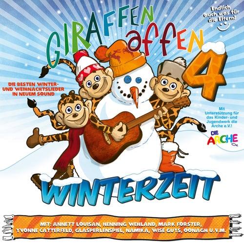 Giraffenaffen 4 - Winterzeit von Giraffenaffen