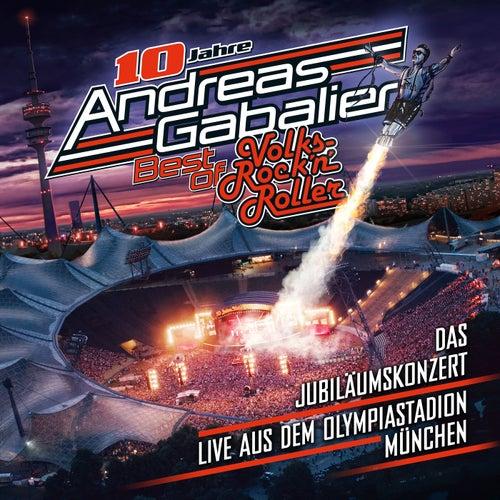 Best of Volks-Rock'n'Roller: Das Jubiläumskonzert (Live aus dem Olympiastadion in München / 2019) by Andreas Gabalier