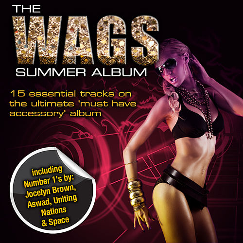 The WAGS Summer Album von Various Artists
