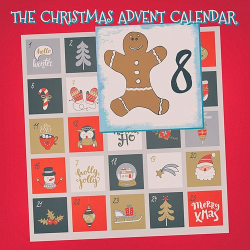 The Christmas Advent Calendar, 8Th by Various Artists
